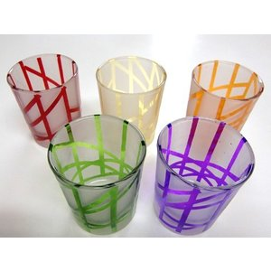 キャンドルホルダー グラス 美しい光に包まれてリラックス |gacha-com
