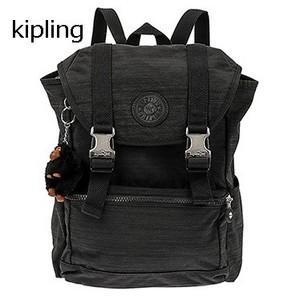 KIPLING キプリング リュック デイバッグ K19229H53  DAZZ BLK  【並行輸入品】|gacha-com
