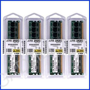 RAM Memory Upgrade for the Gateway FX Series FX6800-01E 1GB DDR3-1066 PC3-8500