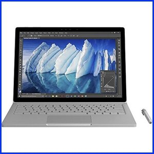 Microsoft Surface Book 13.5インチ 2 in 1 ノートパソコン (Int...