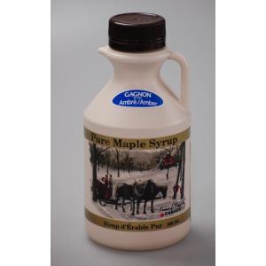 【GAGNON】メープルシロップ アンバー [660g/500ml]Grade A|gagnon-maple