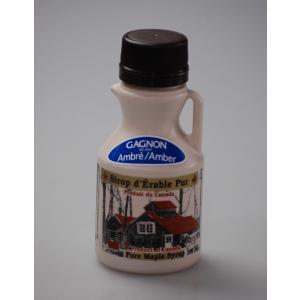 【GAGNON】メープルシロップ アンバー [132g/100ml]Grade A|gagnon-maple