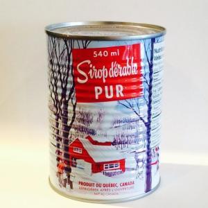 【GAGNON】メープルシロップ  アンバー [710g/540ml]※数量限定!缶タイプ GradeA|gagnon-maple