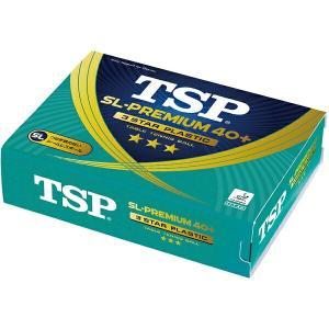◆◆○ <ティーエスピー> TSP (卓球用ボール)SL‐PREMIUM40+3スター1ダース入り 014027 卓球(014027-tsp1) gainabazar