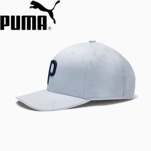 ◆◆送料無料 定形外発送 <プーマ> PUMA ゴルフ P 110 スナップバック キャップ 022537 (03:03QUARRY) gainabazar