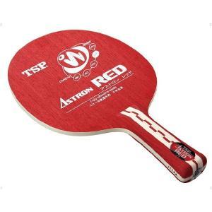 ◆◆○ <ティーエスピー> TSP アストロンレッドFL 022744 卓球 ラケット シェーク(022744-tsp1) gainabazar