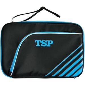 ◆◆○ <ティーエスピー> TSP 卓球ケースプログレスケース ブルー 040507-0120 卓球 ラケットケース(040507-0120-tsp1) gainabazar