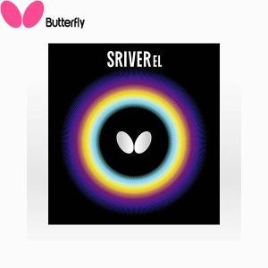 ◆◆○送料無料 メール便発送 <バタフライ> Butterfly スレイバーEL ブラック 05380-278 卓球 ラバー 裏ソフト(05380-278-but1)|gainabazar