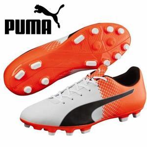 即納可☆ 【PUMA】プーマ エヴォスピード 5.5 トリックス HG メンズ サッカースパイク フットボール(103598-16skn)|gainabazar