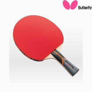 ◆◆○ <バタフライ> Butterfly ステイヤー3000 ラバーばりラケット 16740 卓球 ラケット シェーク(16740-but1)|gainabazar