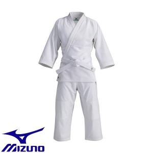 ◆◆ <ミズノ> MIZUNO <愛校>正課用(上衣・パンツ・帯セット)晒 22JG5A9001 (01:ホワイト)|gainabazar