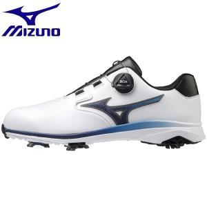 ◆◆ <ミズノ> MIZUNO NEXLITE GS BOA(メンズ) 51GM2115 (22) ゴルフシューズ gainabazar