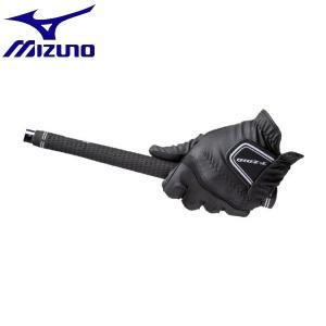 ◆◆送料無料 メール便発送 <ミズノ> MIZUNO 手袋/ティーゾイド/左手(ゴルフ)[メンズ] 5MJML604 (09:ブラック) ゴルフ gainabazar