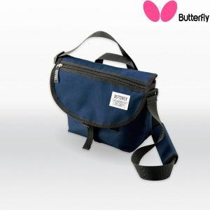 ◆◆○ <バタフライ> Butterfly ラドフィン・ミニショルダー卓球用バッグ ネイビー 62920-178 卓球 バッグ(62920-178-but1)|gainabazar