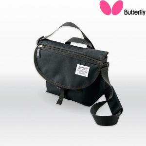◆◆○ <バタフライ> Butterfly ラドフィン・ミニショルダー卓球用バッグ ブラック 62920-278 卓球 バッグ(62920-278-but1)|gainabazar