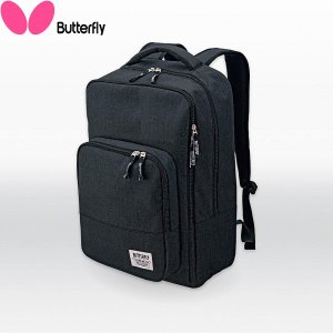 ◆◆○ <バタフライ> Butterfly ラドフィン・リュック卓球用バッグ ブラック 62930-278 卓球 バッグ(62930-278-but1)|gainabazar