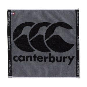 ◆◆ <カンタベリー> Canterbury フェイスタオル AA07436 (17:チャコールグレー) ラグビー(aa07436-17-ctb1)|gainabazar