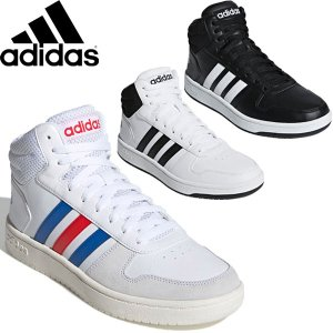 ◆◆ <アディダス> 【adidas】19FW ユニセックス アディフープス ミッドカット 2.0 スニーカー カジュアル シューズ EE7382 BB7207 BB7208|gainabazar