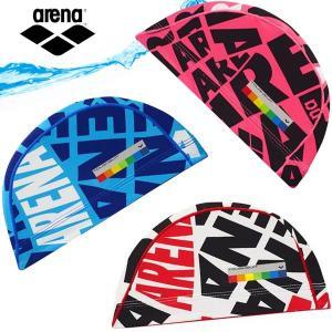 送料無料 メール便発送 即納可★【ARENA】アリーナ タフキャップ 水泳帽子 スイムキャップ ARN9413|gainabazar