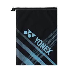 ◆◆送料無料 メール便発送 <ヨネックス> YONEX シューズケース BAG1893 (188:ブラック/ブルー) (bag1893-188-ynx1)|gainabazar