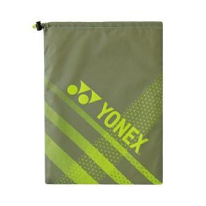 ◆◆送料無料 メール便発送 <ヨネックス> YONEX シューズケース BAG1893 (191:カーキ) (bag1893-191-ynx1)|gainabazar