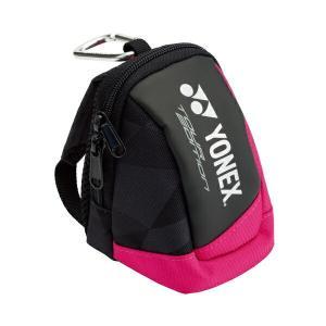 ◆◆ <ヨネックス> YONEX ミニチュアバックパック BAG18BMN (181:ブラック/ピンク) (bag18bmn-181-ynx1)|gainabazar