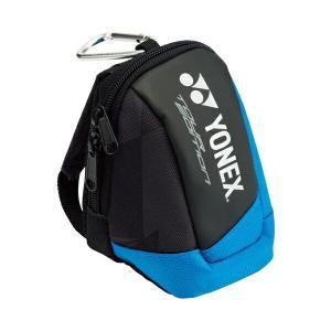 ◆◆ <ヨネックス> YONEX ミニチュアバックパック BAG18BMN (188:ブラック/ブルー) (bag18bmn-188-ynx1)|gainabazar