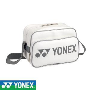◆◆ <ヨネックス> YONEX ショルダーバッグ BAG19SB (011:ホワイト)|gainabazar