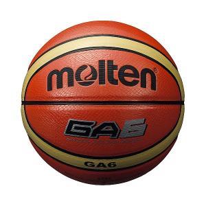 ◆◆ <モルテン> MOLTEN GA6 BGA6 (オレンジ) (バスケットボール)|gainabazar