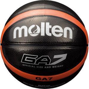 ◆◆ <モルテン> MOLTEN GA7 BGA7KO (ブラック) (バスケットボール)|gainabazar