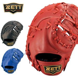 即納可★ 【ZETT】ゼット ソフトボール用ミット キャッチャーミット ファーストミット兼用 捕手用 一塁手用 BSCB53023 gainabazar