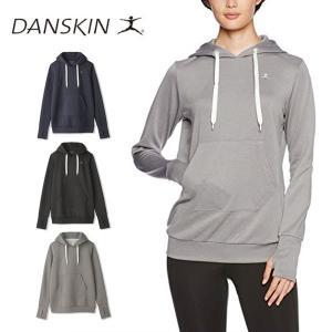 即納可☆【 DANSKIN】ダンスキン 超特価 NONWET AIR HOODIE レディース パーカー DB57318|gainabazar