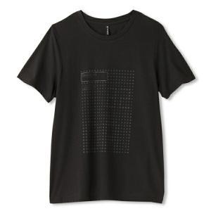 ◆◆□送料無料 メール便発送 <ダンスキン> DANSKIN Tシャツ DB78129 (K:ブラック) ヨガ・ピラティス(db78129-k-dsk1)|gainabazar