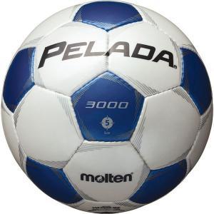 ◆◆ <モルテン> MOLTEN ペレーダ3000 F4P3000WB (シャンパンシルバー×メタリックブルー) (サッカー)|gainabazar