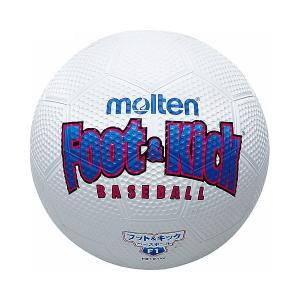 ◆◆ <モルテン> MOLTEN フット&キックベースボール FB101W|gainabazar