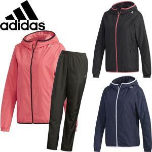 ◆◆ <アディダス> 【adidas】19FW レディース W ウィンドフードジャケット&パンツ ト...