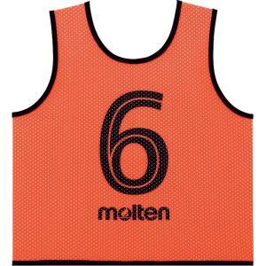 ◆◆ <モルテン> MOLTEN ゲームベストGVジュニア10枚セット GS0112 (35:KO蛍光オレンジ) (サッカー・フットサル)|gainabazar