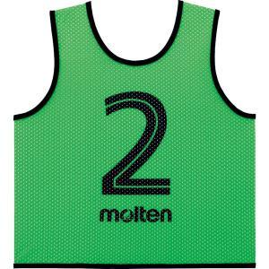 ◆◆ <モルテン> MOLTEN ゲームベストGVジュニア10枚セット GS0112 (50:KG蛍光グリーン) (サッカー・フットサル)|gainabazar