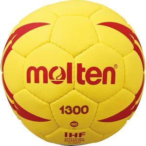 ◆◆ <モルテン> MOLTEN ヌエバX1300 H00X1300YR (イエロー×レッド) (ハンドボール) gainabazar