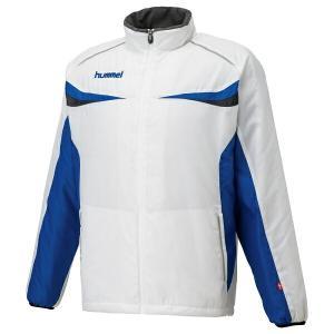 ◆◆ <ヒュンメル> HUMMEL HAW4177 トライアルエアージャケット(10:ホワイト) ヒュンメル ウィンドブレーカーシャツ(haw4177-10-mkn-hum)|gainabazar
