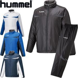 ◆◆ <ヒュンメル> 【hummel】 ユニセックス トライアルエアージャケット&パンツ ウィンドブレーカー 上下セット セットアップ HAW4177-HAW5177|gainabazar