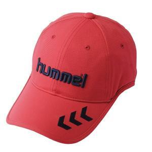 ◆◆ <ヒュンメル> HUMMEL HFA4062 ベーシックキャップ(20:レッド) ヒュンメル キャップ(hfa4062-20-mkn-hum)|gainabazar