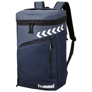 ◆◆ <ヒュンメル> HUMMEL ATHLETE BOX BACKPACK HFB6120 (70:ネイビー)|gainabazar