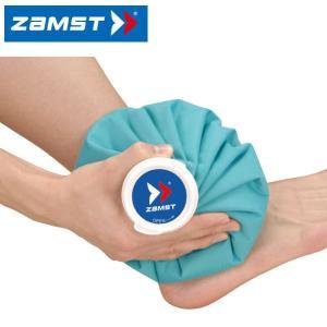 即納可☆ 【ZAMST】ザムスト アイスバッグLサイズ サポーター アイシングバッグ(icebag-l-27sbg)|gainabazar