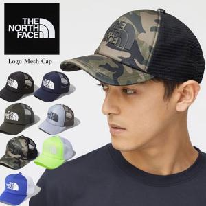 送料無料 定形外発送 即納可☆ 【THE NORTH FACE】ノースフェイス ロゴメッシュキャップ Logo Mesh Cap NN02045|gainabazar