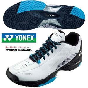 即納可☆ 【YONEX】ヨネックス 特価 パワークッション 106D 3E設計 クレー・オムニコート テニスシューズ ユニセックス SHT-106D|gainabazar