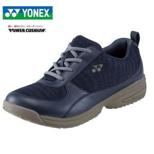 即納可☆ 【YONEX】ヨネックス メンズ パワークッション MC89 ワイズ 3.5E メンズ ウォーキングシューズ SHWMC89 gainabazar