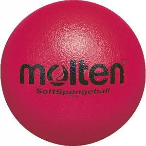 ◆◆ <モルテン> MOLTEN ソフトスポンジボール STS21R (赤) (ドッジボール)|gainabazar