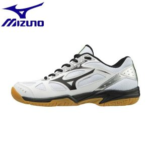 ◆◆ <ミズノ> MIZUNO サイクロンスピード2(バレーボール)[レディース] V1GC1980 (09:ホワイト×ブラック×シルバー)|gainabazar