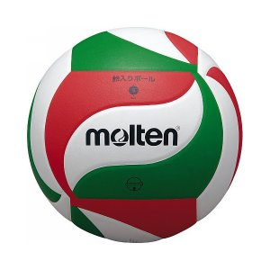 ◆◆ <モルテン> MOLTEN 鈴入りボール V5M9050 (バレーボール)|gainabazar